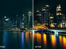 light fix luminar presets