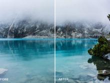 contrast boost luminar preset