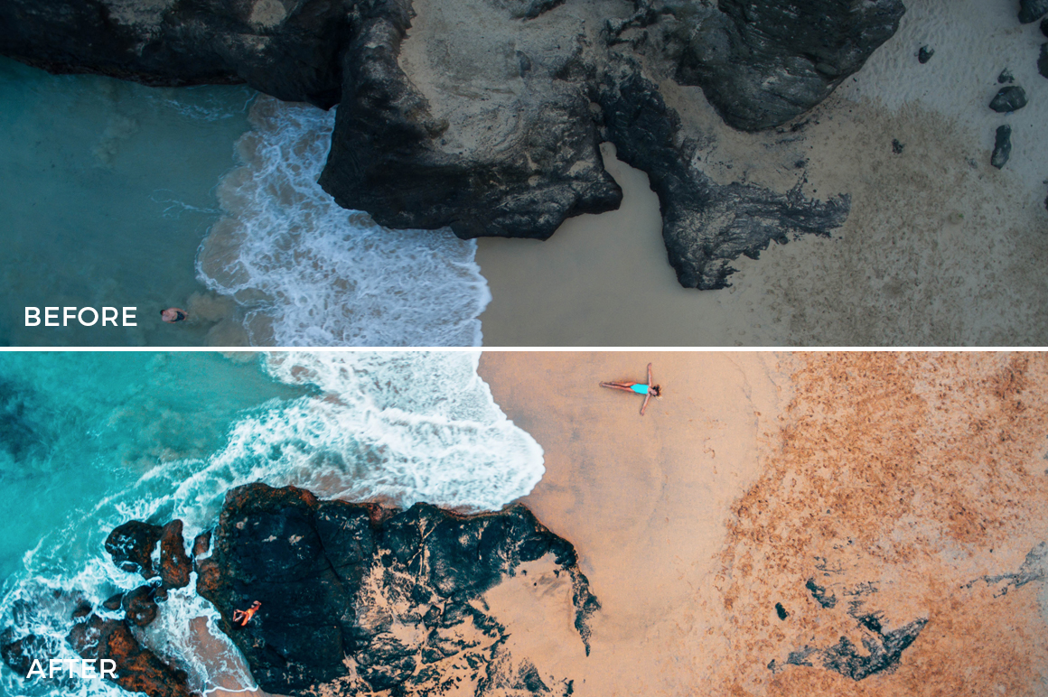 8 Artist Found Lightroom Presets & Video LUTs - FilterGrade Marketplace
