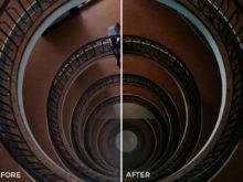 7 David Pordan FilmEffects Lightroom Presets - FilterGrade Marketplace