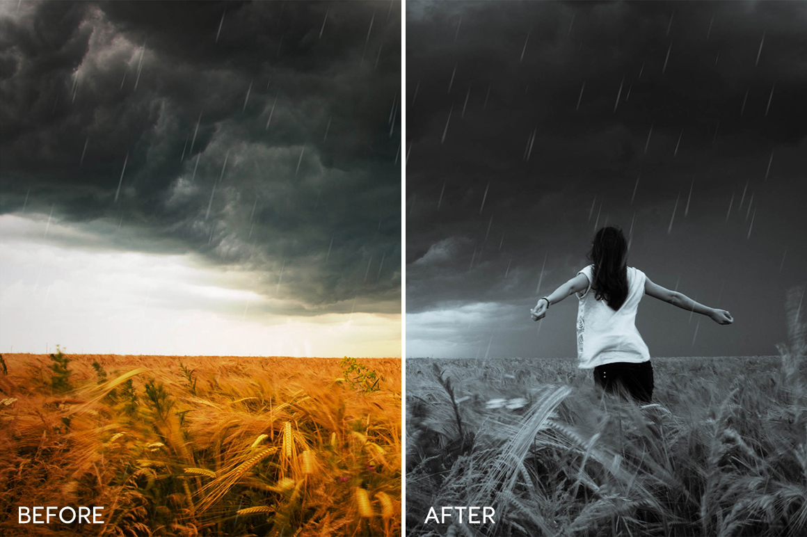 duotone lightroom presets by contrastly