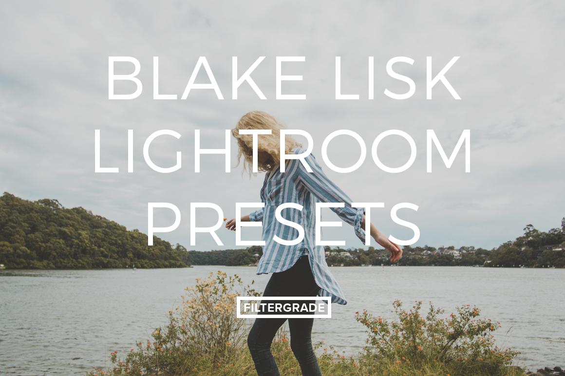 Featured Blake Lisk Lightroom Presets - FilterGrade Marketplace