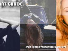 Avante Garde Transition Effects Plugin for Final Cut Pro by Rocket Rooster