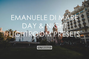 Featured Emanuele Di Mare Day & Night Lightroom Presets - FilterGrade Marketplace