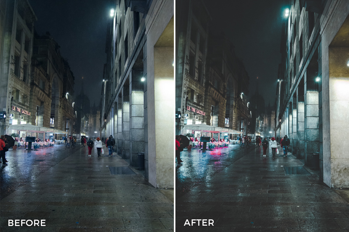 7 Emanuele Di Mare Day & Night Lightroom Presets - FilterGrade Marketplace