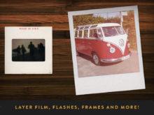 Retro Supply Co Film Photoshop Actions Bundle