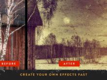 film photoshop actions bundle
