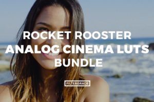 Featured Rocket Rooster Analog Cinema LUTs Bundle - FilterGrade Marketplace