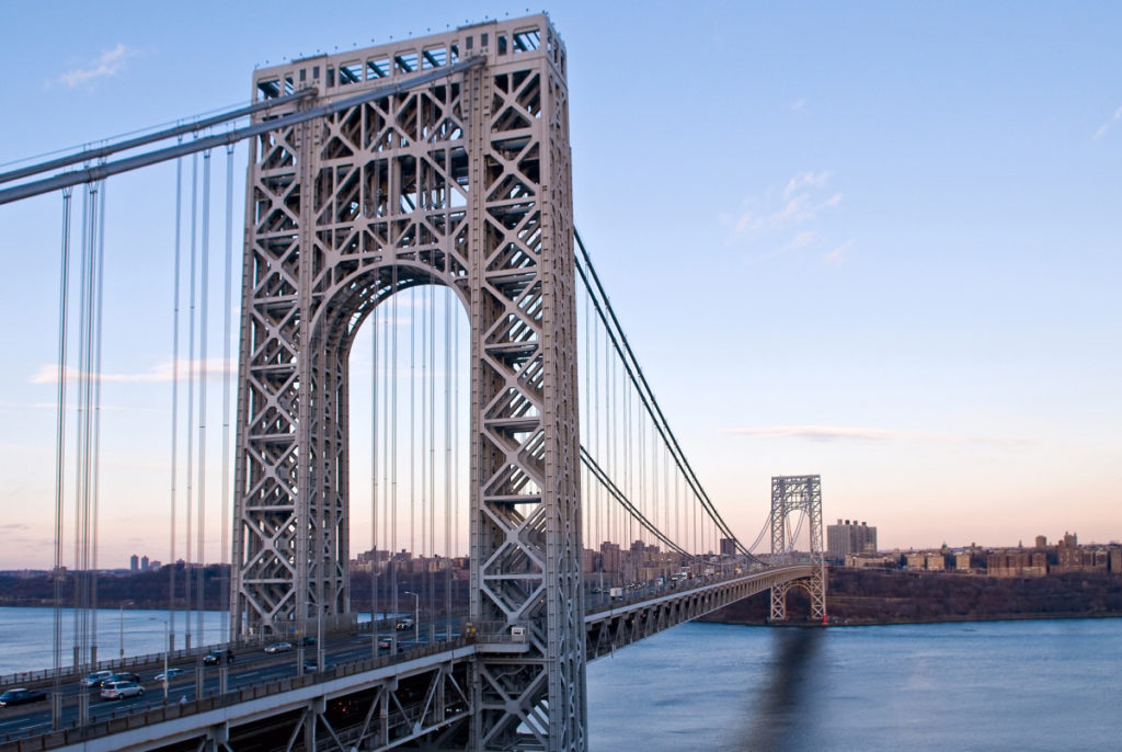 George Washington Bridge, New Jersey - FilterGrade Blog