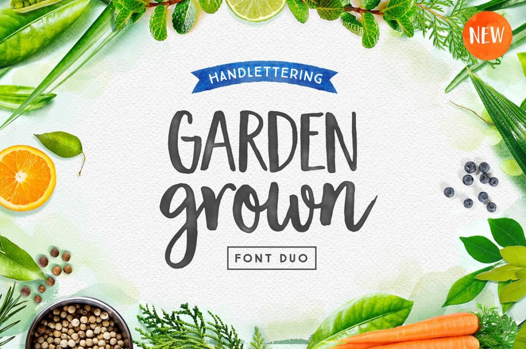 17 Beautiful Spring Fonts for Graphic Designers - FilterGrade