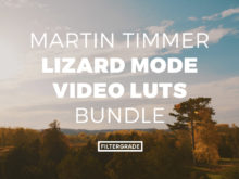 Featured Martin Timmer Lizard Mode Video LUTs- FilterGrade Video Marketplace