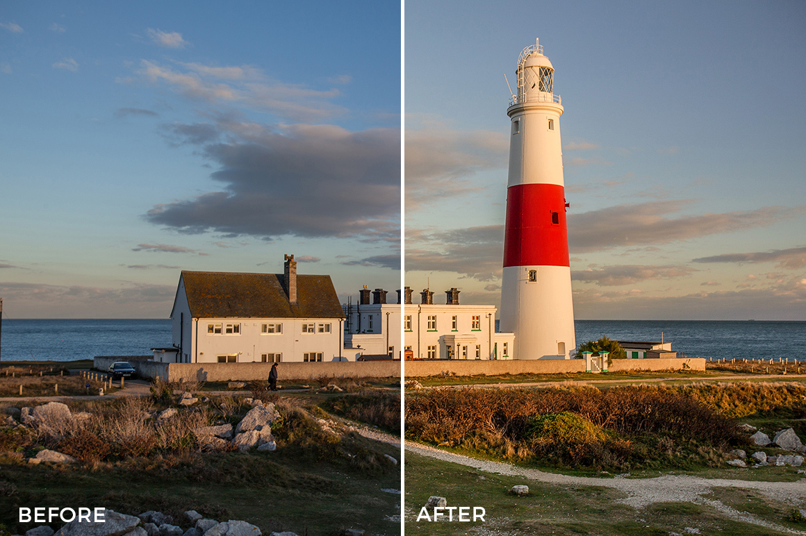 1 Loaded Landscapes Lightroom Presets - FilterGrade Marketplace