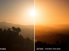 6 Facing the Sun - Kal Visuals Landscape Lightroom Presets I - Kyle Andrew Loftus - FilterGrade Digital Marketplace