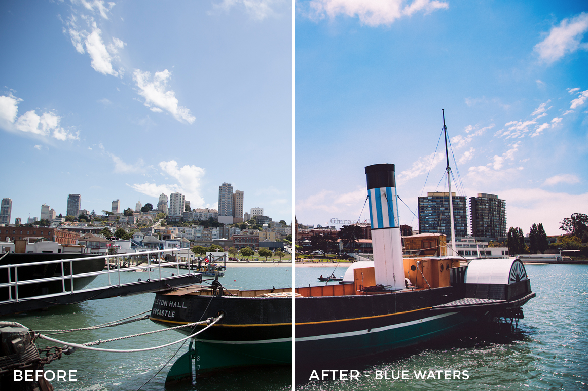 3 Blue Waters - Kal Visuals Landscape Lightroom Presets I - Kyle Andrew Loftus - FilterGrade Digital Marketplace