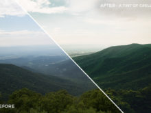 1 A Tint of Grellow - Kal Visuals Landscape Lightroom Presets I - Kyle Andrew Loftus - FilterGrade Digital Marketplace