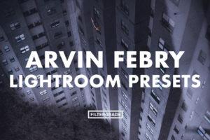 Featured - Arvin Febry Lightroom Presets - Arvin Febry - FilterGrade Digital Marketplace
