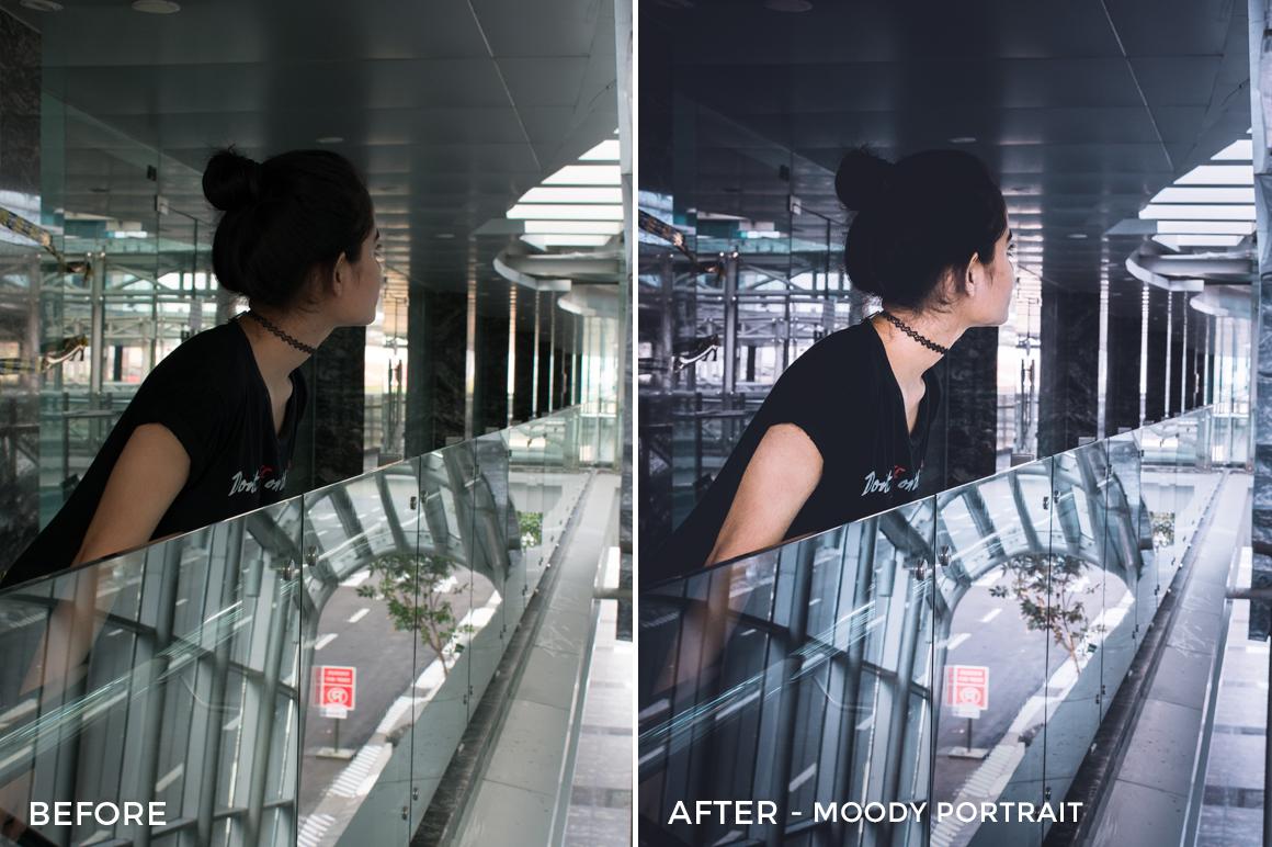 6 Moody Portrait - Arvin Febry Lightroom Presets - Arvin Febry - FilterGrade Digital Marketplace