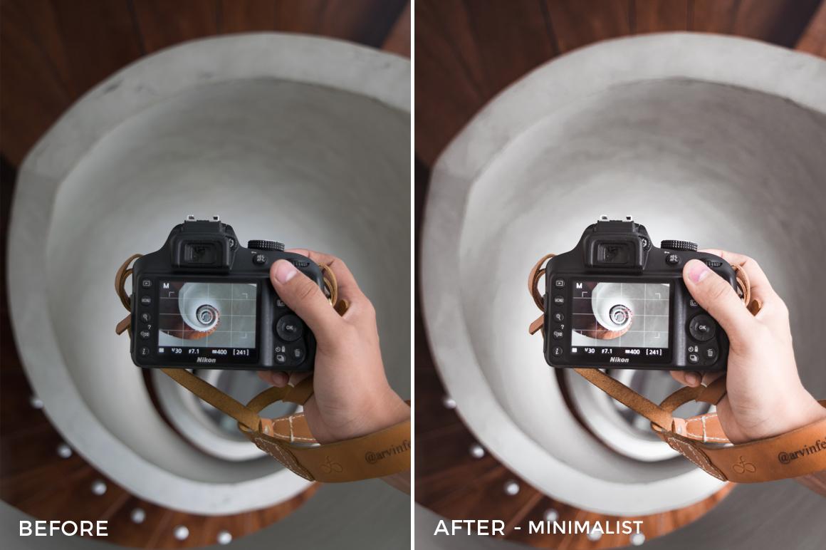 2 Minimalist - Arvin Febry Lightroom Presets - Arvin Febry - FilterGrade Digital Marketplace