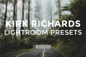 Featured - Kirk Richards Lightroom Presets - @kirkjrichards - FilterGrade Digital Marketplace