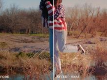 10 - Texas - The Travel Series Lightroom Presets - Vesa Muhaxheri - FilterGrade Digital Marketplace