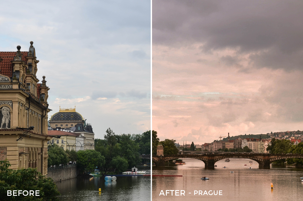 6 - Prague - The Travel Series Lightroom Presets - Vesa Muhaxheri - FilterGrade Digital Marketplace
