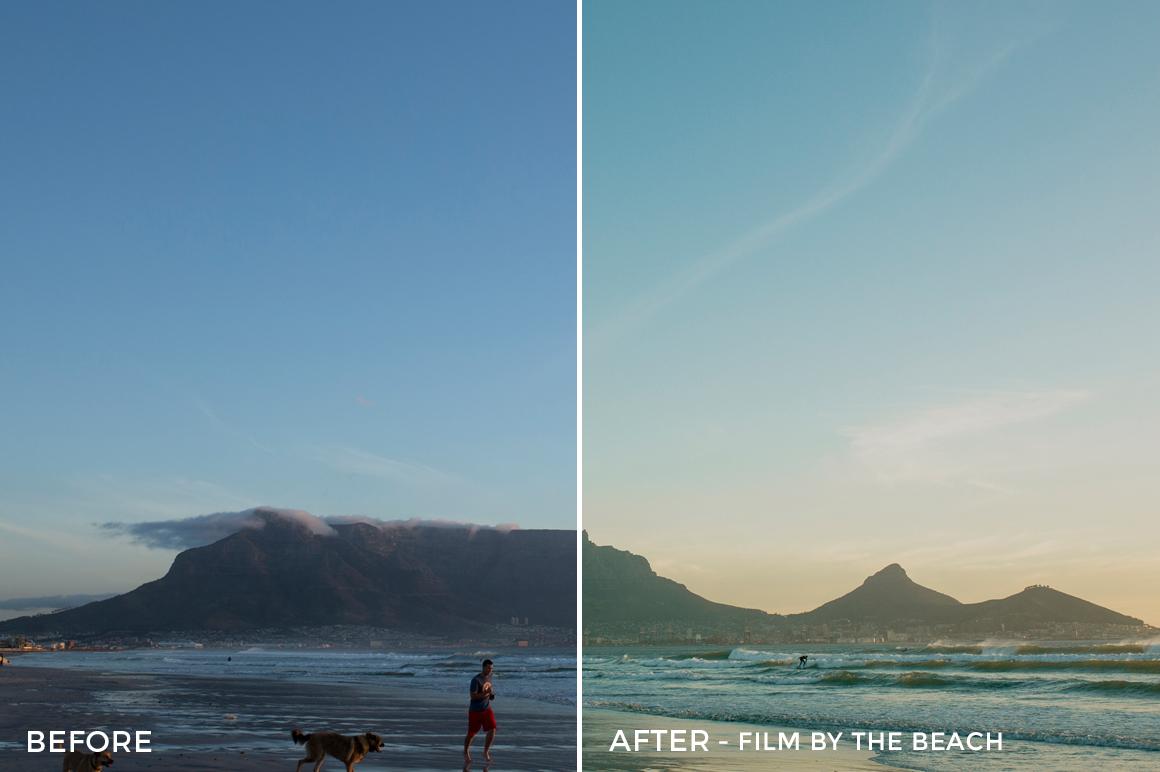 3 - Film by the Beach - Osse Greca Sinare Sand & Waves Lightroom Presets - FilterGrade Digital Marketplace