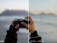 2 - Faded 2 - Osse Greca Sinare Sand & Waves Lightroom Presets - FilterGrade Digital Marketplace