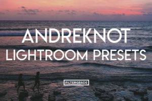11 - Featured - Andreknot Lightroom Presets - FilterGrade Digital Marketplace