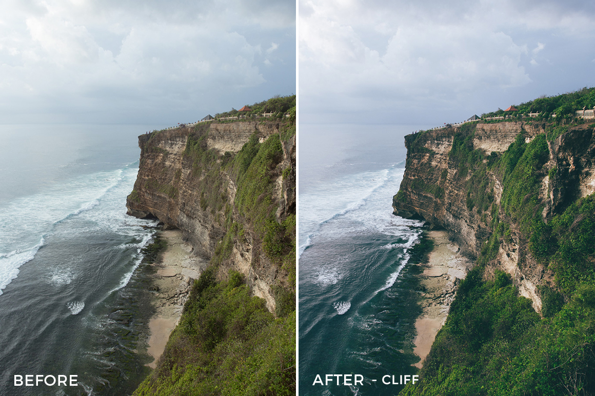 4 - Cliff - Andreknot Lightroom Presets - FilterGrade Digital Marketplace