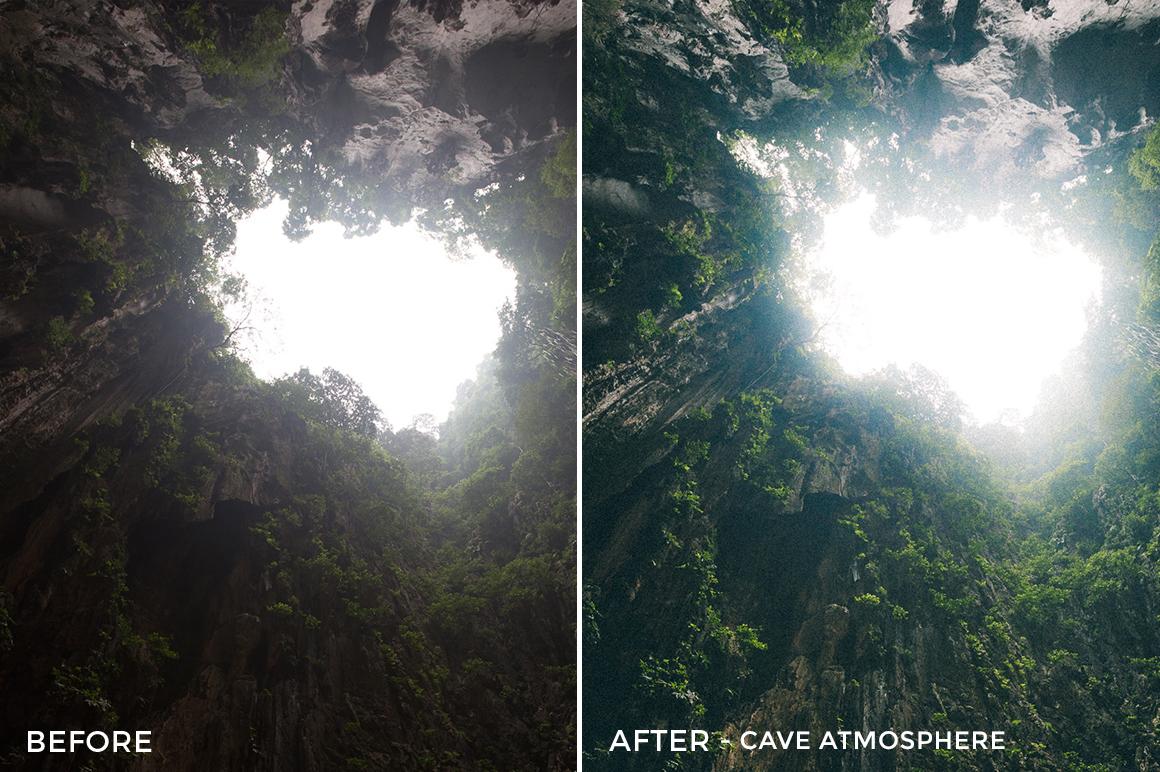 2 - Cave Atmosphere - Andreknot Lightroom Presets - FilterGrade Digital Marketplace