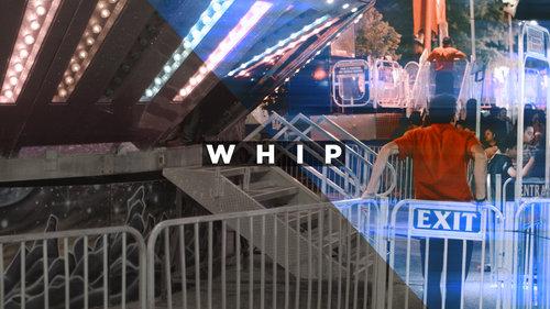 whip color grade for davinci resolve