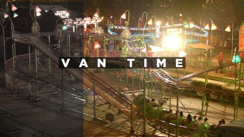 van time video effect