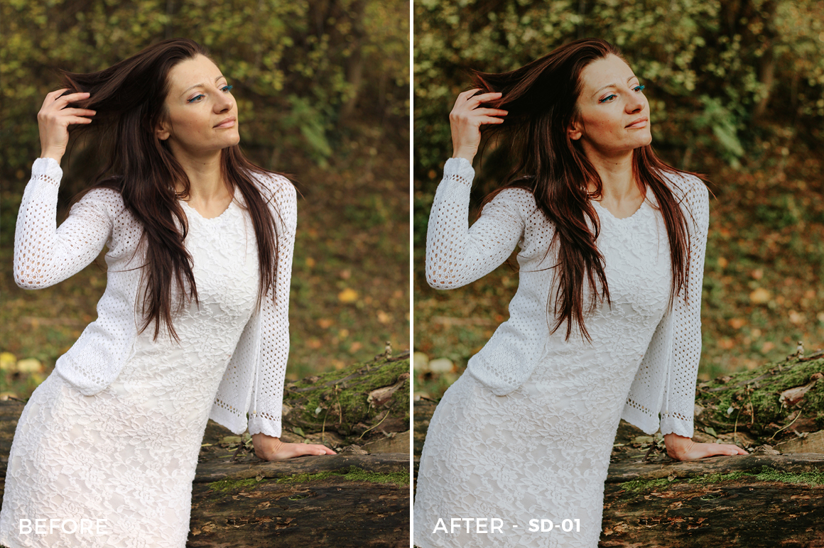 5 Milka Delchavec Soft Dreams Lightroom Presets - FilterGrade Marketplace
