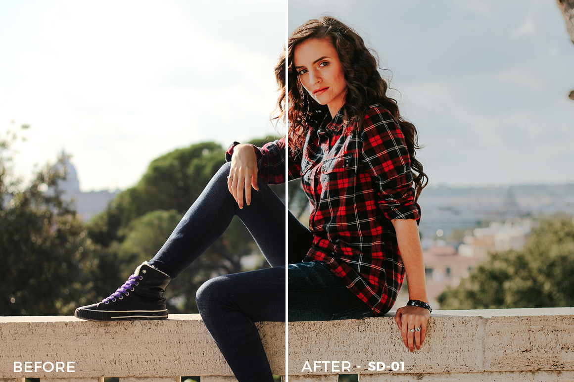 4 Milka Delchavec Soft Dreams Lightroom Presets - FilterGrade Marketplace