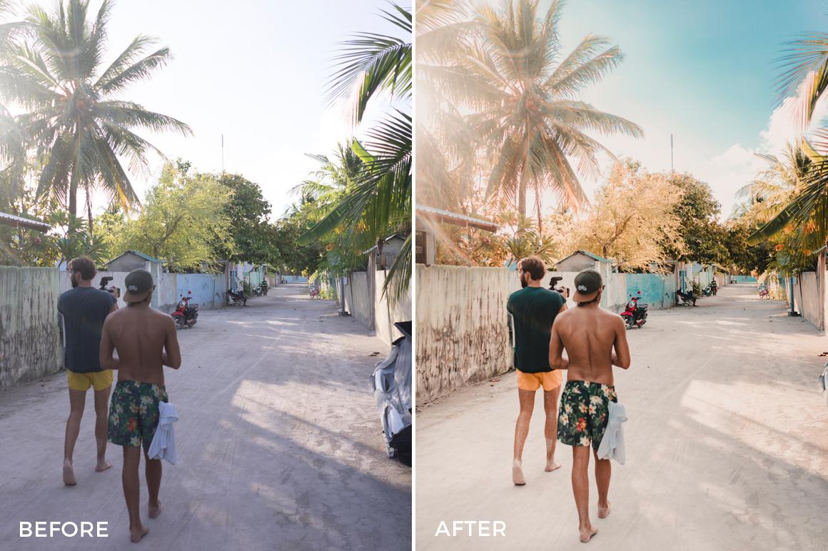 11 Matt Larson Lightroom Presets - FilterGrade Marketplace