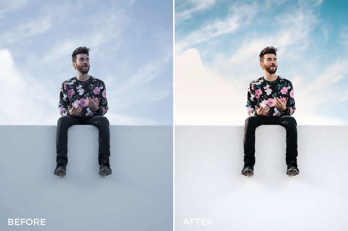 5 Matt Larson Lightroom Presets - FilterGrade Marketplace
