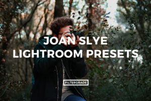 Featured Joan Slye Lightroom Presets - FilterGrade Blog & Marketplace