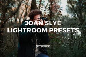 Featured Joan Slye Lightroom Presets - FilterGrade Blog & Marketplace