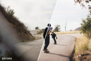 2 Forest Dempsey Shred & Skate Lightroom Presets - FilterGrade Marketplace