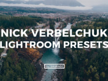 Featured Nick Verbelchuk Lightroom Presets - FilterGrade Marketplace
