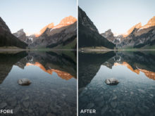 8 The Alpinists Lightroom Presets - FilterGrade Marketplace