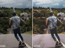 3 Louw Lemmer Lightroom Presets - FilterGrade Marketplace