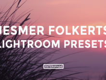 Featured - Jesmer Folkerts Lightroom Presets - Jesmer Folkerts Photography - FilterGrade Digital Marketplace