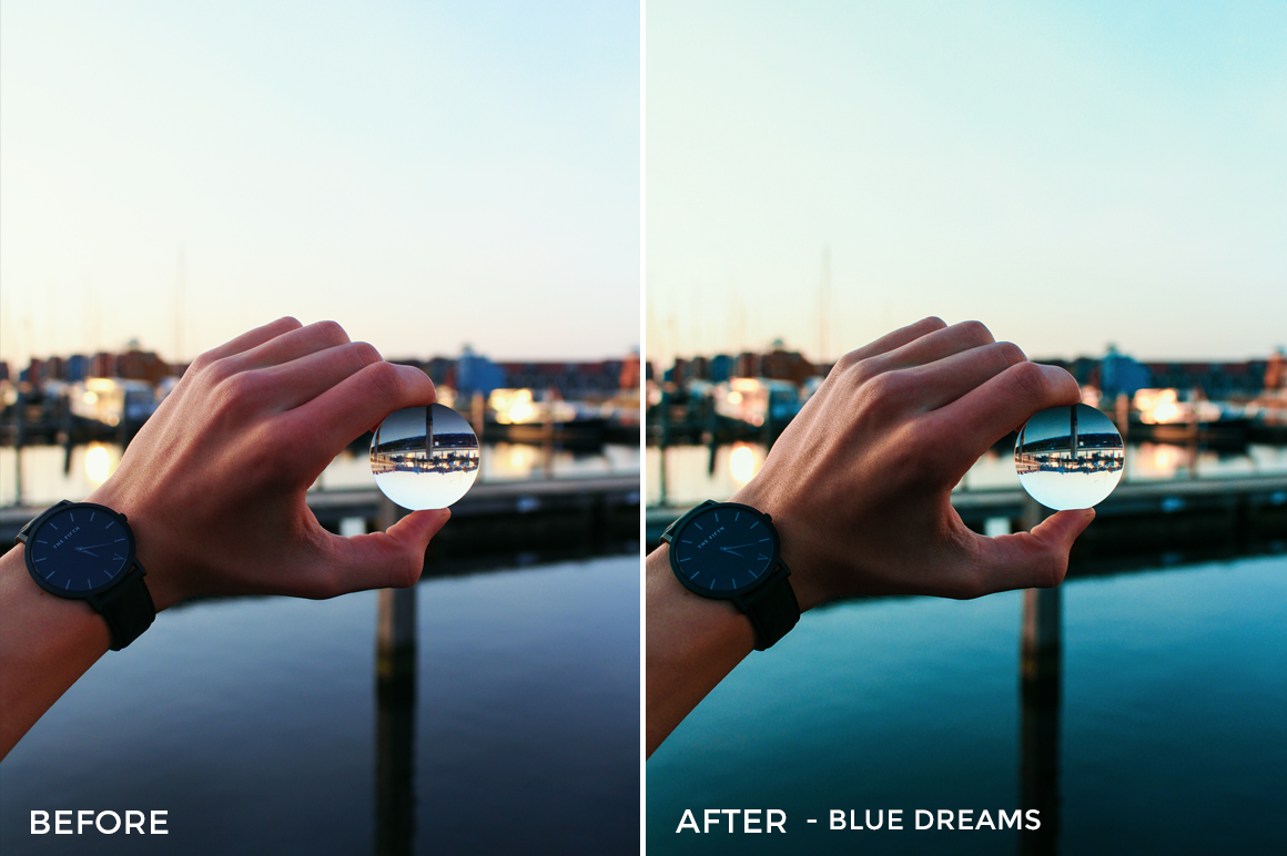 1 Blue Dreams - Jesmer Folkerts Lightroom Presets - Jesmer Folkerts Photography - FilterGrade Digital Marketplace