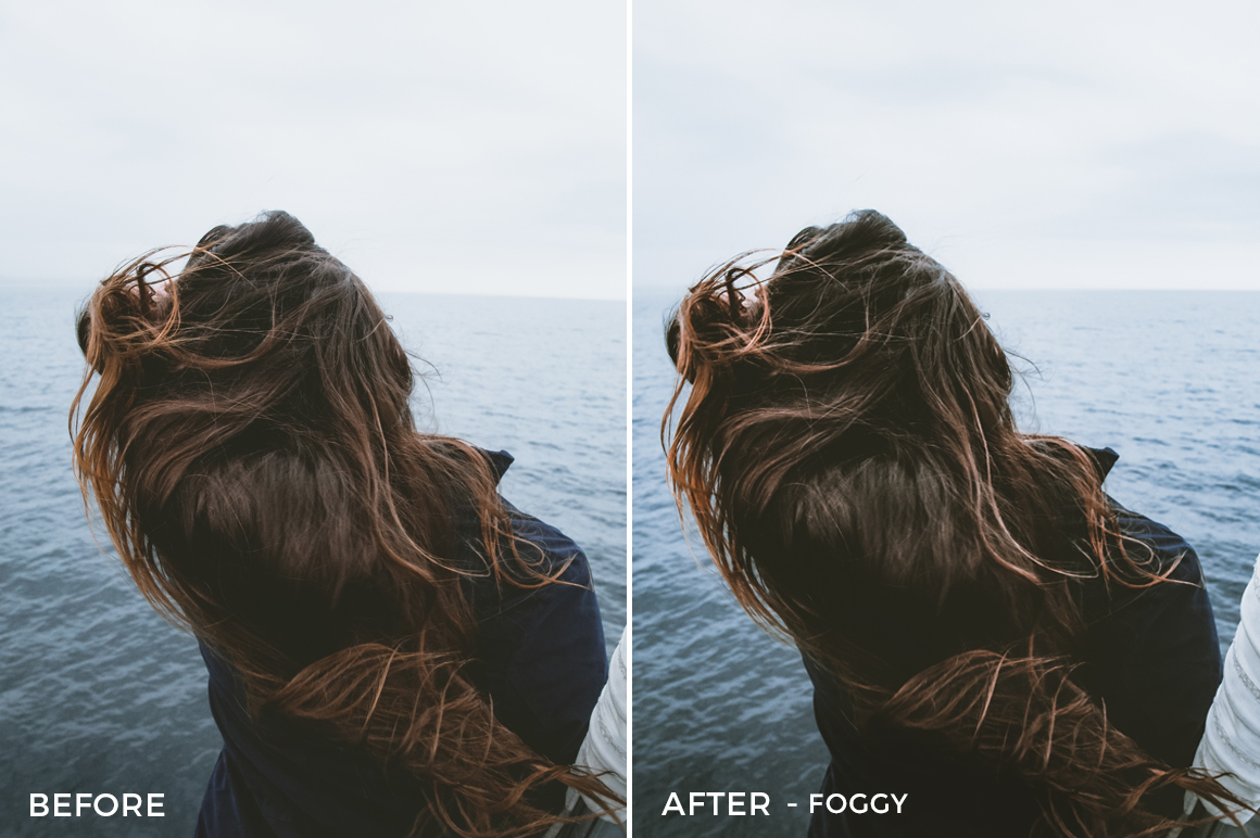 3 Foggy - Rocky Pines Lightroom Presets - Forrest Blake Photography - Nubko - FilterGrade Digital Marketplace