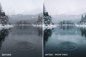 3 Snow Vibes - Nathael Labat Lightroom Presets - Nathael Labat Photography at French Folks - FilterGrade Digital Marketplace