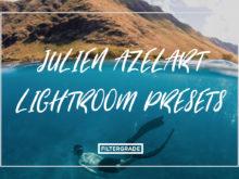 Featured - Julien Azelart Lightroom Presets - julienazelart - FilterGrade Digital Marketplace