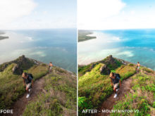 4 mountaintop v2 - Julien Azelart Lightroom Presets - julienazelart - FilterGrade Digital Marketplace