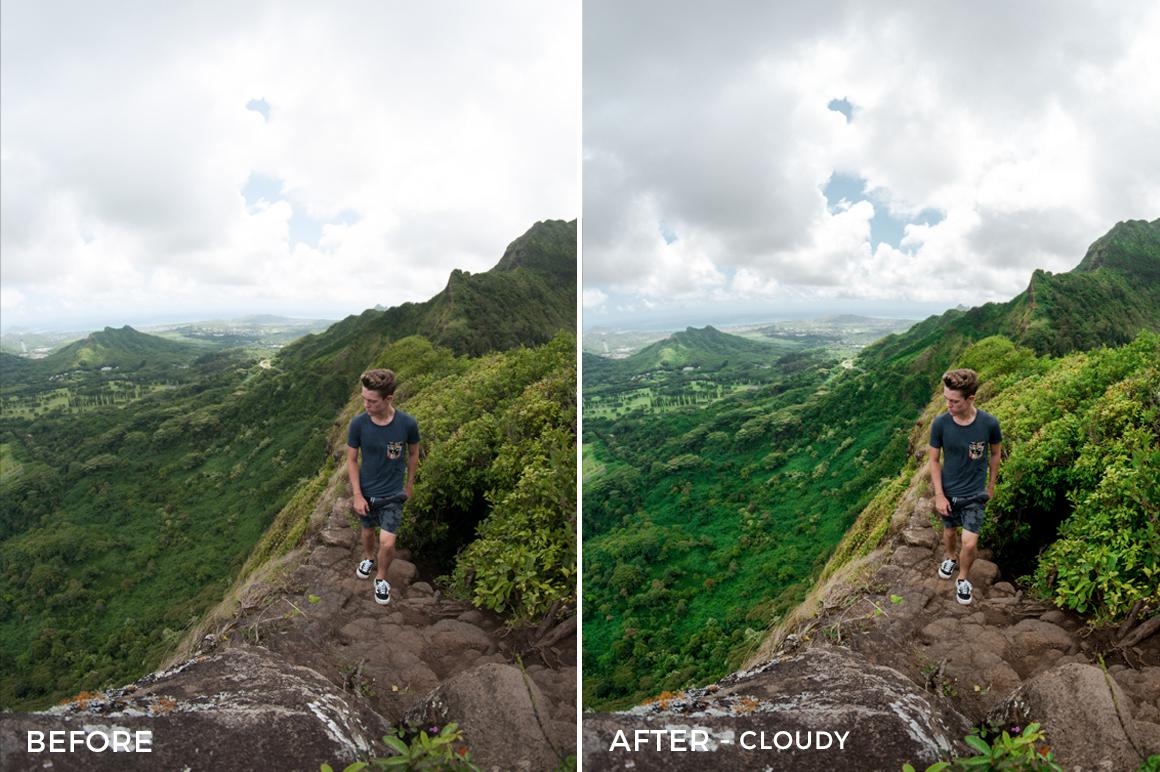 1 Cloudy - Julien Azelart Lightroom Presets - julienazelart - FilterGrade Digital Marketplace