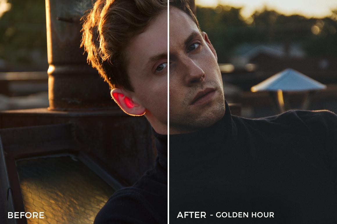 3 Golden Hour - Barrington Orr Presets & Brushes Bundle - Barrington Orr Photography - FilterGrade Digital Marketplace